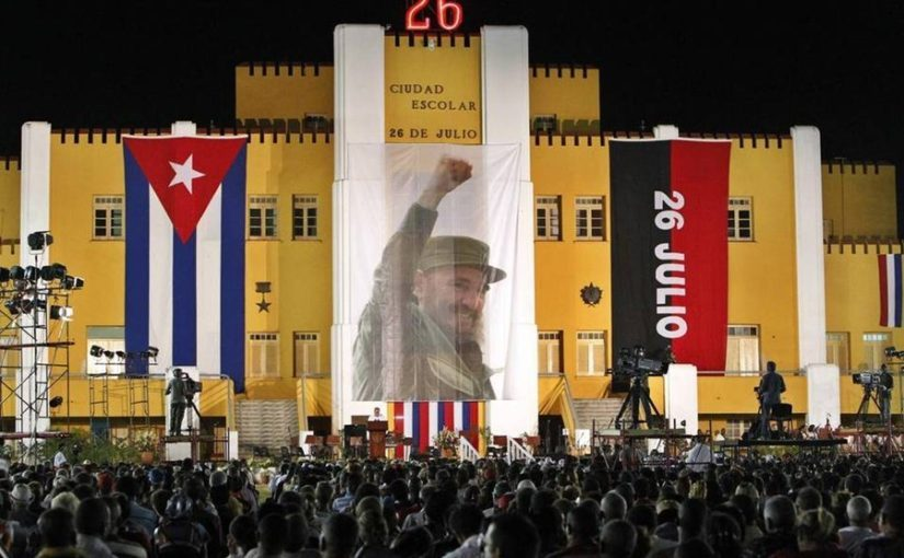 """Our solidarity with Cuba on Moncada Day must include our """"Moncada assault"""" on the mainstream media"""